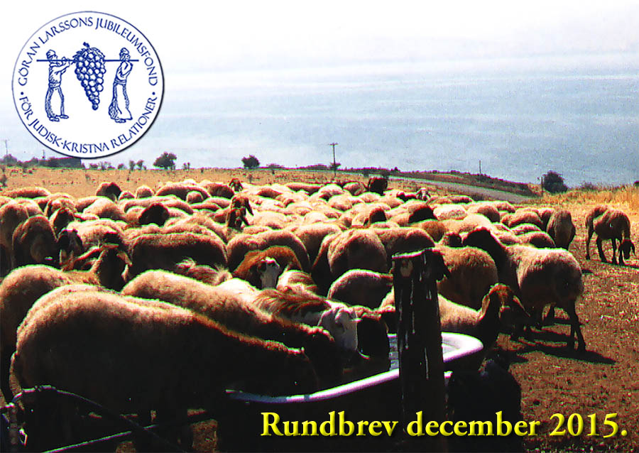 Rundbrev december 2015