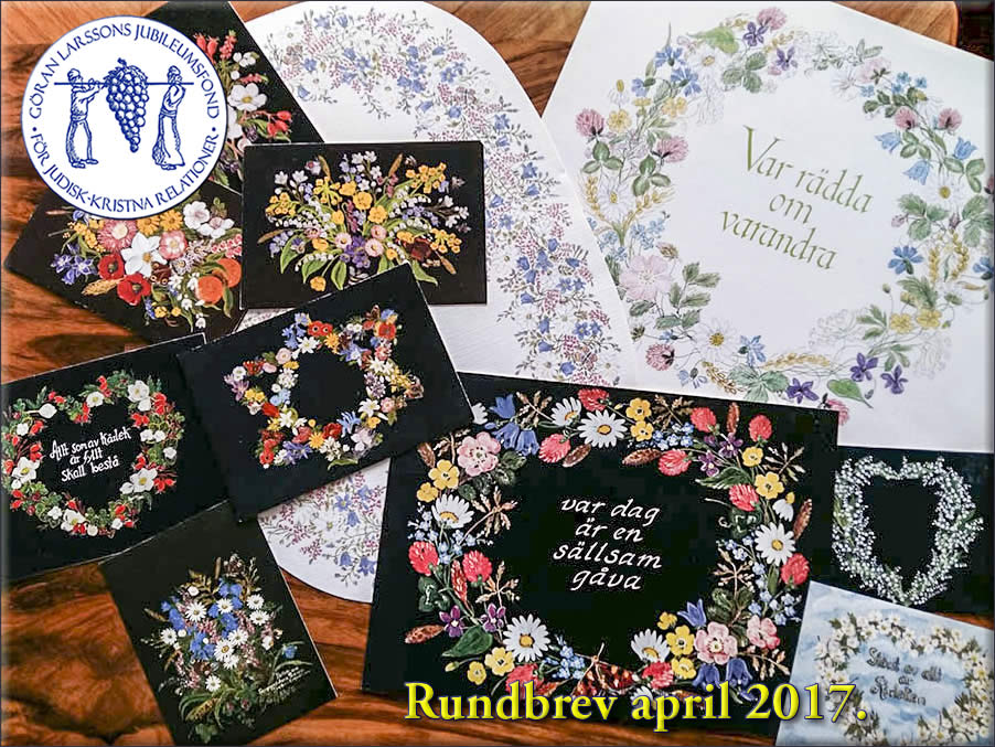 Rundbrev april 2017